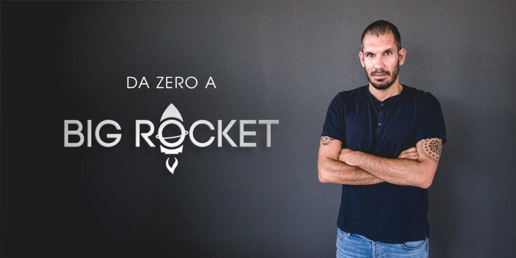Andrea Conti, CEO di Big Rocket, racconta come ha costruito un'azienda da zero usando il metodo del bootstrapping.