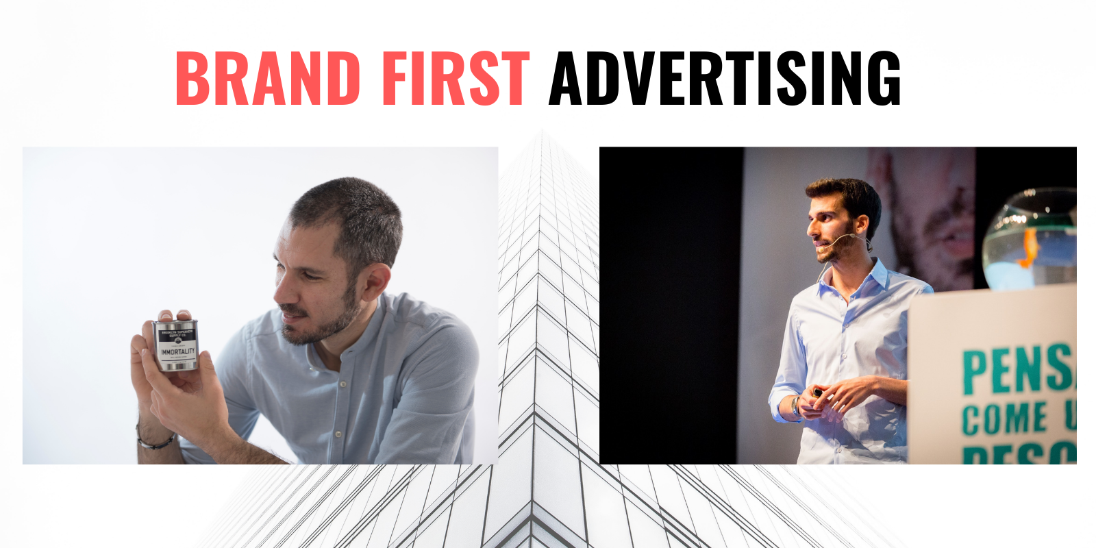 Brand First Advertising - L'arte di comunicare il Brand su Facebook